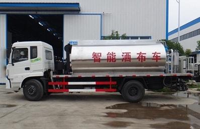 东风特商12吨沥青洒布车优惠促销中