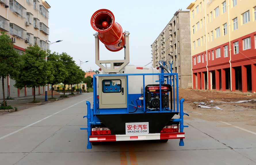 东风5吨抑尘车整车图片D