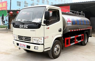 东风小多利卡鲜奶运输车多少钱