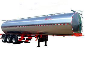 30立方鲜奶运输半挂车