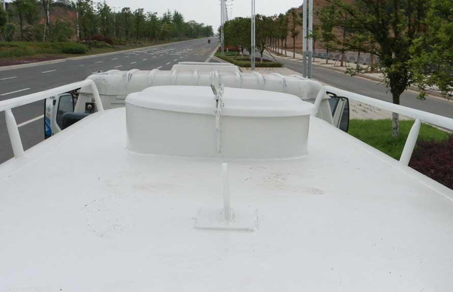 时风5吨洒水车上装图片C