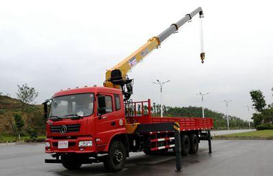徐工12吨随车吊吊机起重参数