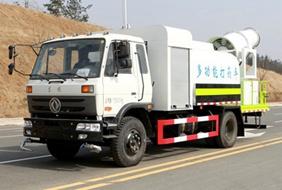 东风153  8吨抑尘车