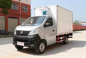 长安星卡2.7米冷藏车