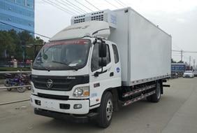 欧马可5.2~7.5米冷藏车
