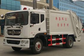 东风D9压缩式垃圾车产品介绍