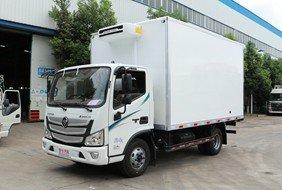 欧马可S3-4.2米冷藏车