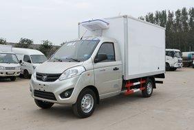 福田2.8米微型冷藏车