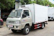 福田驭菱2.9米冷藏车,动力大,后双轮!