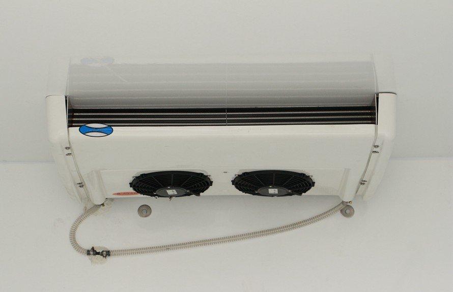 江铃顺达4.2米冷藏车厢体蒸发器图片