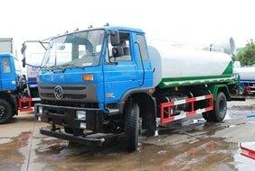 东风153  12吨雾炮车