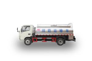 鲜奶运输车